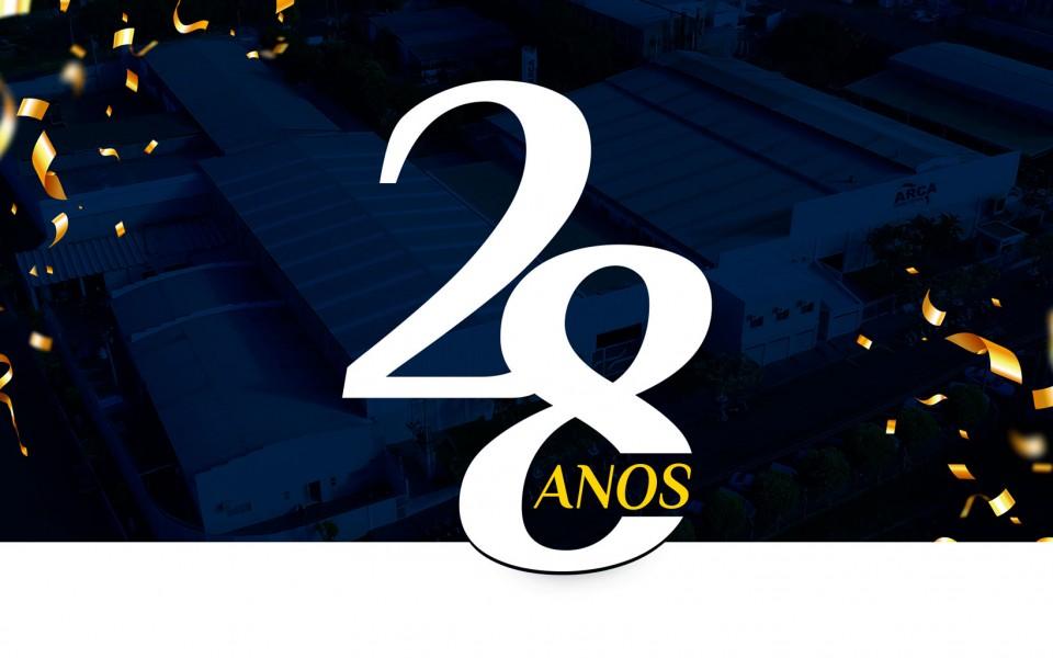 28 anos da ARCA Retentores
