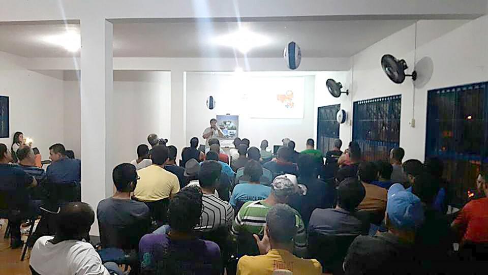 Arca promove palestras em Mato Grosso do Sul