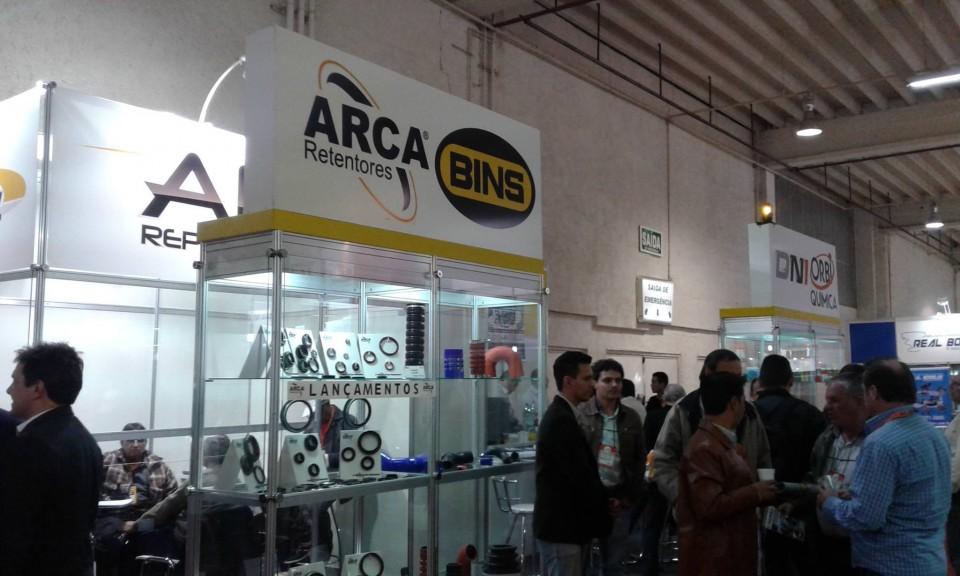 A ARCA Retentores está na AUTOPAR 2016
