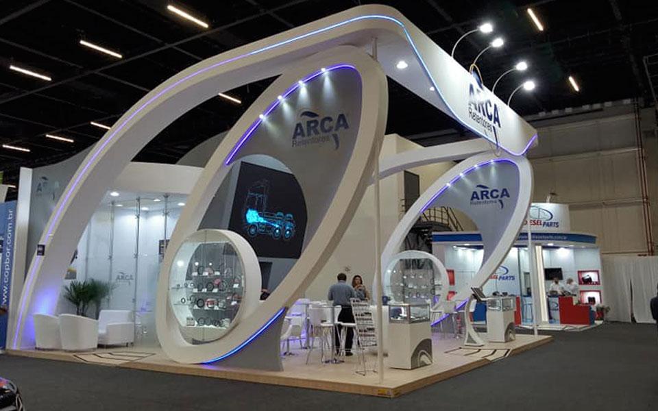 ARCA Retentores na AUTOMEC 2019