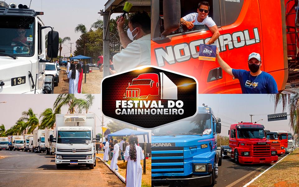 ARCA Retentores na 21ª edição do Festival do Caminhoneiro