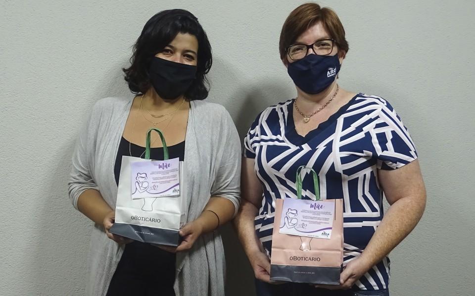 Dia das Mães na ARCA Retentores