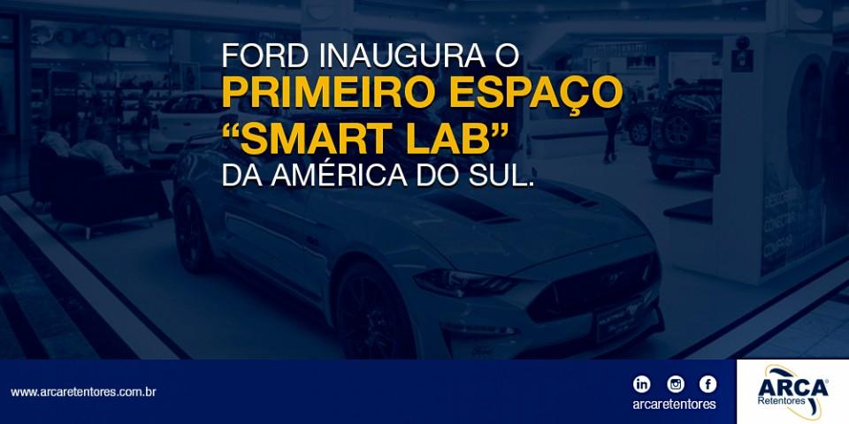 Ford inaugura o primeiro espaço