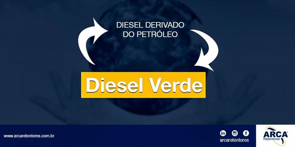 O Diesel derivado de petróleo tem um SUBSTITUTO? Conheça mais sobre o Diesel Verde (HVO)