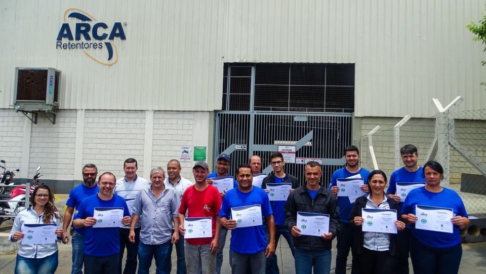 Treinamento CIPA - 2020 | ARCA Retentores